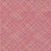 Moda Soho Chic - 2959 - Plum Crosshatch Print  - 17747-21 Cotton Fabric
